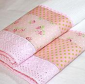 Для дома и интерьера ручной работы. Ярмарка Мастеров - ручная работа Набор полотенец для кухни в стиле прованс. Handmade.