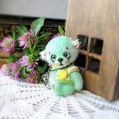 Куклы и игрушки ручной работы. Ярмарка Мастеров - ручная работа Мишутка Рики. Handmade.