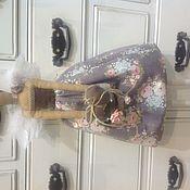 Куклы и игрушки handmade. Livemaster - original item Vintage angel Tilda. Handmade.
