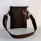 Сумки и аксессуары handmade. Livemaster - original item Bag leather 64. Handmade.