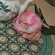 Для дома и интерьера ручной работы. Ярмарка Мастеров - ручная работа Салфетка круглая. Handmade.
