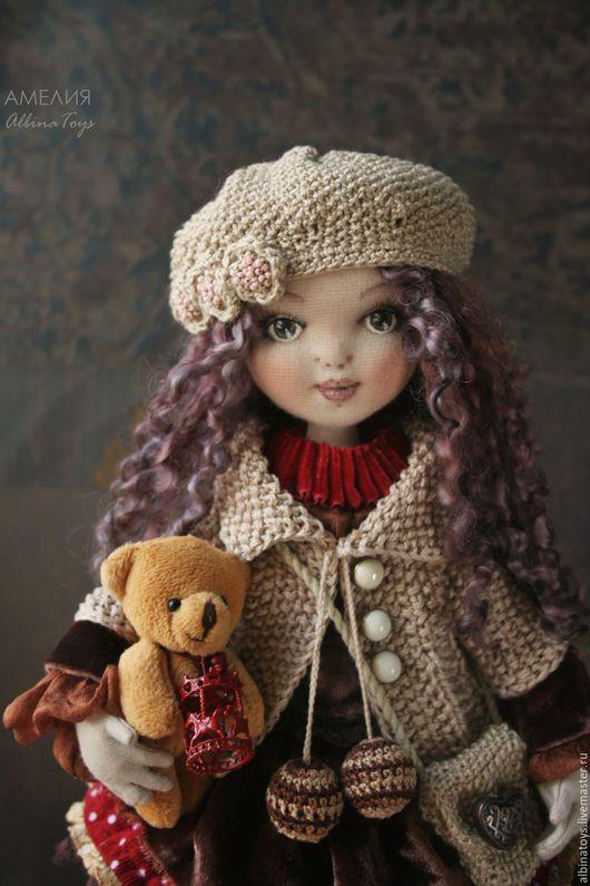 Куклы. Текстильные куклы. Текстильная кукла. Казань Альбина Шаронова