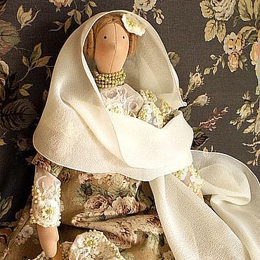 Куклы и игрушки ручной работы. Ярмарка Мастеров - ручная работа Жасминовая Жемчужина. Handmade.