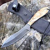 Сувениры и подарки handmade. Livemaster - original item Nessmuk Knife). Handmade.