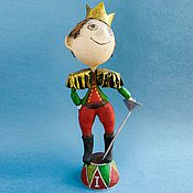 """Куклы и пупсы ручной работы. Ярмарка Мастеров - ручная работа """"Принц Патрик""""-коллекционная арт-кукла из папье-маше. Handmade."""