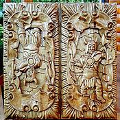 Сувениры и подарки handmade. Livemaster - original item Backgammon