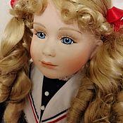 Куклы и пупсы ручной работы. Ярмарка Мастеров - ручная работа Винтаж, кукла года 1995 Кэролайн. Handmade.