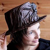 Аксессуары handmade. Livemaster - original item 3D Hat
