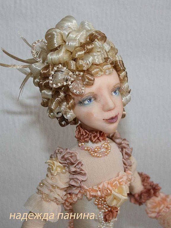 Ярмарка мастер класс авторская кукла как сделать #5