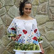 """Одежда ручной работы. Ярмарка Мастеров - ручная работа """" Лето красное """". Handmade."""