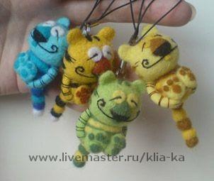 For Phones handmade. Livemaster - handmade. Buy Tigers.Tiger