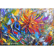 Картины и панно handmade. Livemaster - original item Painting abstraction