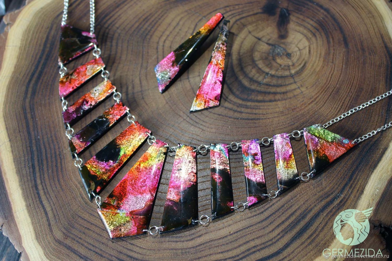 Jewelry set: Comb Exo, Jewelry Sets, Rostov-on-Don,  Фото №1