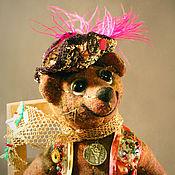 Куклы и игрушки ручной работы. Ярмарка Мастеров - ручная работа Медведь Валентино. Handmade.