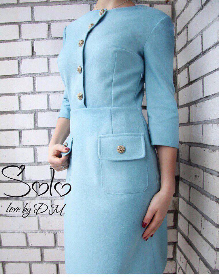 ff2c5523883 Платья ручной работы. Ярмарка Мастеров - ручная работа. Купить Платье из  костюмной шерсти.