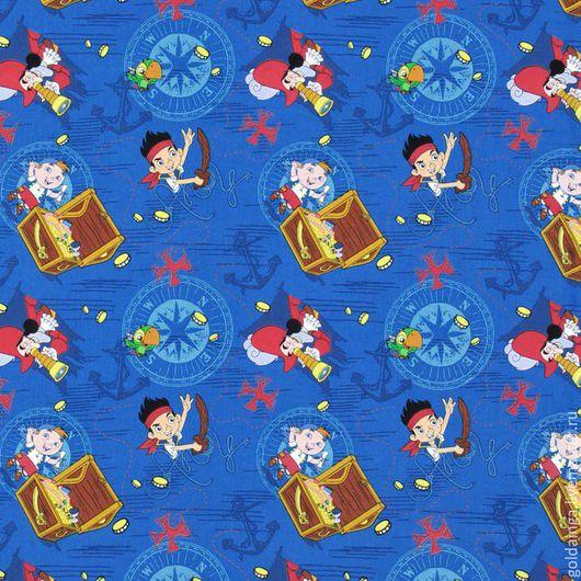 Шитье ручной работы. Ярмарка Мастеров - ручная работа. Купить №686 американский хлопок. Handmade. Американский хлопок, американские ткани