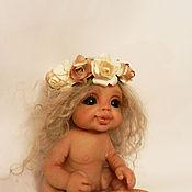 Куклы и игрушки ручной работы. Ярмарка Мастеров - ручная работа Маленькая феечка. Handmade.