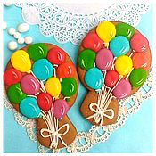 Сувениры и подарки handmade. Livemaster - original item Stick balloons. Handmade.