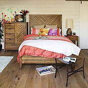 Коллекция для спальни #1 кровать из массива ясеня или дуба
