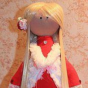 Куклы и игрушки ручной работы. Ярмарка Мастеров - ручная работа Кукла Роза. Handmade.