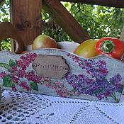 """Для дома и интерьера ручной работы. Ярмарка Мастеров - ручная работа короб """" Гостевой"""". Handmade."""