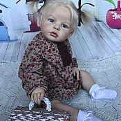 Куклы и игрушки ручной работы. Ярмарка Мастеров - ручная работа Кукла реборн Lena,продана. Handmade.