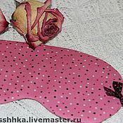 Аксессуары ручной работы. Ярмарка Мастеров - ручная работа Очки для сна. Handmade.