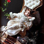 Куклы и игрушки ручной работы. Ярмарка Мастеров - ручная работа Подхалим. Handmade.
