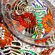 """Вазы ручной работы. Ваза ручной работы """"Юбилейная"""". Мария Даянова     (MD-design). Интернет-магазин Ярмарка Мастеров. цветы"""