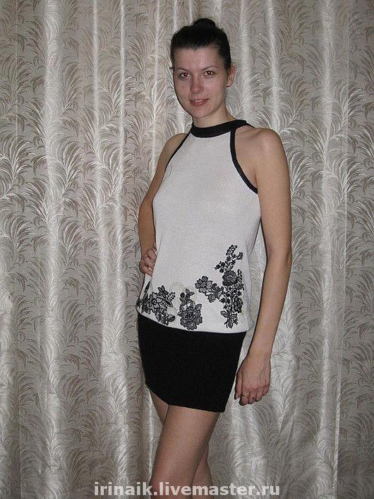 """Платья ручной работы. Ярмарка Мастеров - ручная работа. Купить Платье  """"Коктейльное"""". Handmade. Нарядная одежда, хлопок с акрилом"""