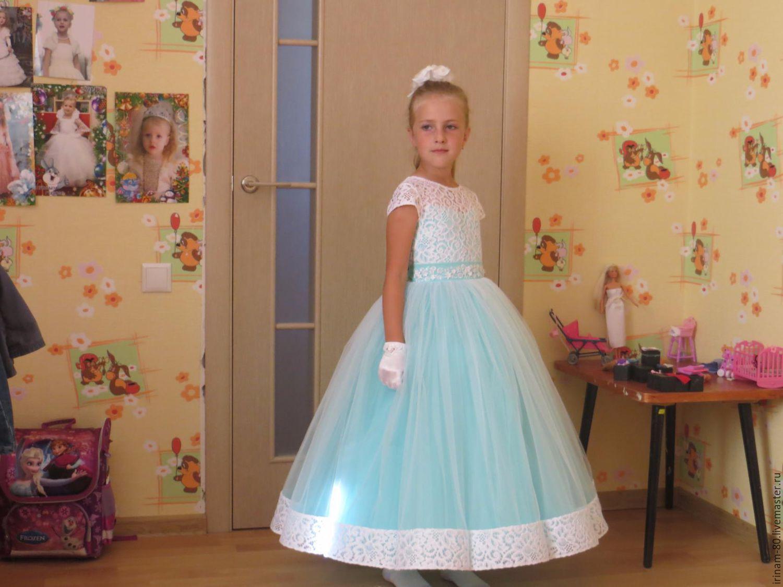 Купить Нарядное Платье Для Девочки В Интернет Магазине