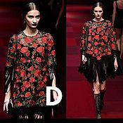 Фэшн кружево, Розы Dolce & Gabbana