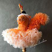 Работы для детей, ручной работы. Ярмарка Мастеров - ручная работа Пышный костюм лисички. Handmade.
