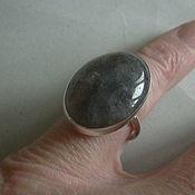 Украшения handmade. Livemaster - original item The elegant ring is the SMOKY QUARTZ925 sterling silver.. Handmade.