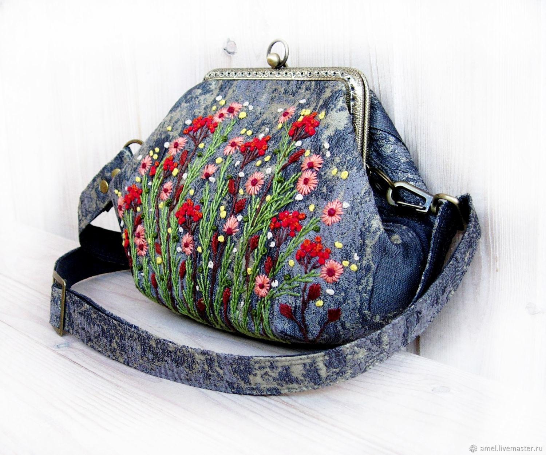 Bag with clasp: Handbag GRASS, Clasp Bag, Izhevsk,  Фото №1