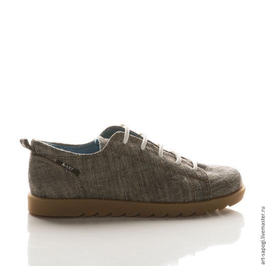 Обувь ручной работы. Ярмарка Мастеров - ручная работа. Купить Кеды 12-305 (СК). Handmade. Мода, кеды