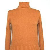 """Одежда ручной работы. Ярмарка Мастеров - ручная работа Кашемир 100% Классический  свитер """"Золотая осень"""". Handmade."""
