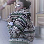 """Одежда ручной работы. Ярмарка Мастеров - ручная работа Валяный жакет """"Тоскана"""" (техника валяный квилт). Handmade."""