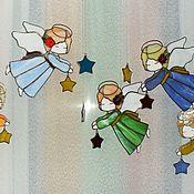 Для дома и интерьера ручной работы. Ярмарка Мастеров - ручная работа Ангелов много..?!не бывает!!!. Handmade.