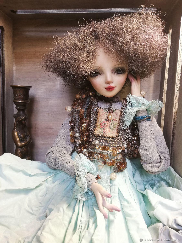 Художественная кукла  Воображение, Будуарная кукла, Санкт-Петербург,  Фото №1