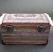 Для дома и интерьера handmade. Livemaster - original item Chest