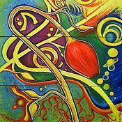 """Картины и панно ручной работы. Ярмарка Мастеров - ручная работа """"Мозаика"""". Handmade."""