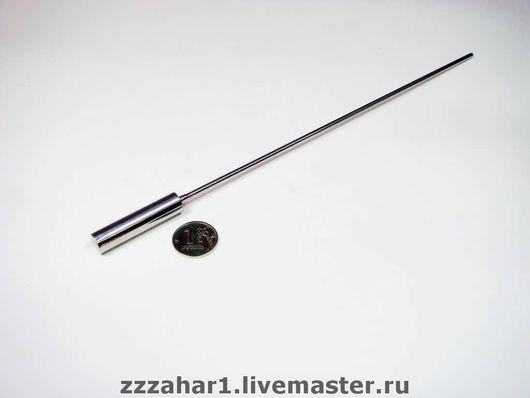 Other Handiwork handmade. Livemaster - handmade. Buy Mandrel 'large size' d 10 mm.Mandrel, silver