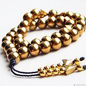 Фен-шуй и эзотерика handmade. Livemaster - original item Rosary Hematite