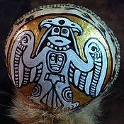 """Фен-шуй и эзотерика ручной работы. Ярмарка Мастеров - ручная работа Шаманская погремушка """"В помощь шаману"""". Handmade."""