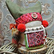 Куклы и игрушки ручной работы. Ярмарка Мастеров - ручная работа Зерновушка (Зернушка, Крупеничка). Handmade.