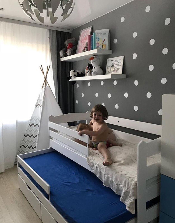 Кровать детская/подростковая выкатная, Мебель, Екатеринбург,  Фото №1