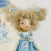 """Куклы и игрушки ручной работы. Ярмарка Мастеров - ручная работа Сундучок """"Зимняя сказка"""". Handmade."""