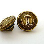 Украшения handmade. Livemaster - original item Badge with symbols of the Soviet era