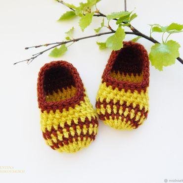 Footwear handmade. Livemaster - original item